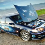 Ford EF Falcon - Street Fords Magazine - Feature Article