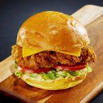 Costco Australia - Chicken Burger - Kiosk Menu Board
