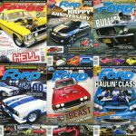 Performance Ford Magazine - Covers