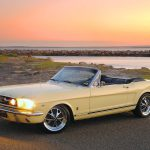 Performance Ford Magazine - 1966 Convertible Mustang - Feature Article