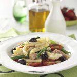 Harris Farms - Tuna Pasta with Beans - Recipe Cards, POS