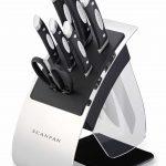 Sheldon & Hammond - Scanpan 8Pc Knife Block - Catalogue - Catalogue